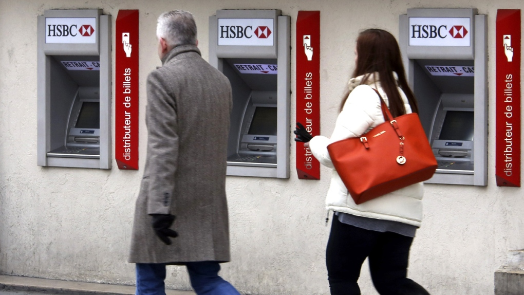 HSBC helped wealthy clients dodge taxes, leaked documents show | CTV
