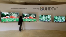 Samsung SmartTV privacy concerns