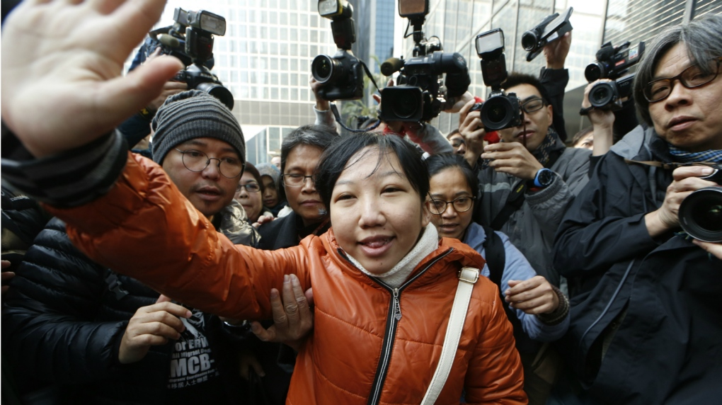 Hong Kong Woman Found Guilty in Maid Abuse Case | Voice of