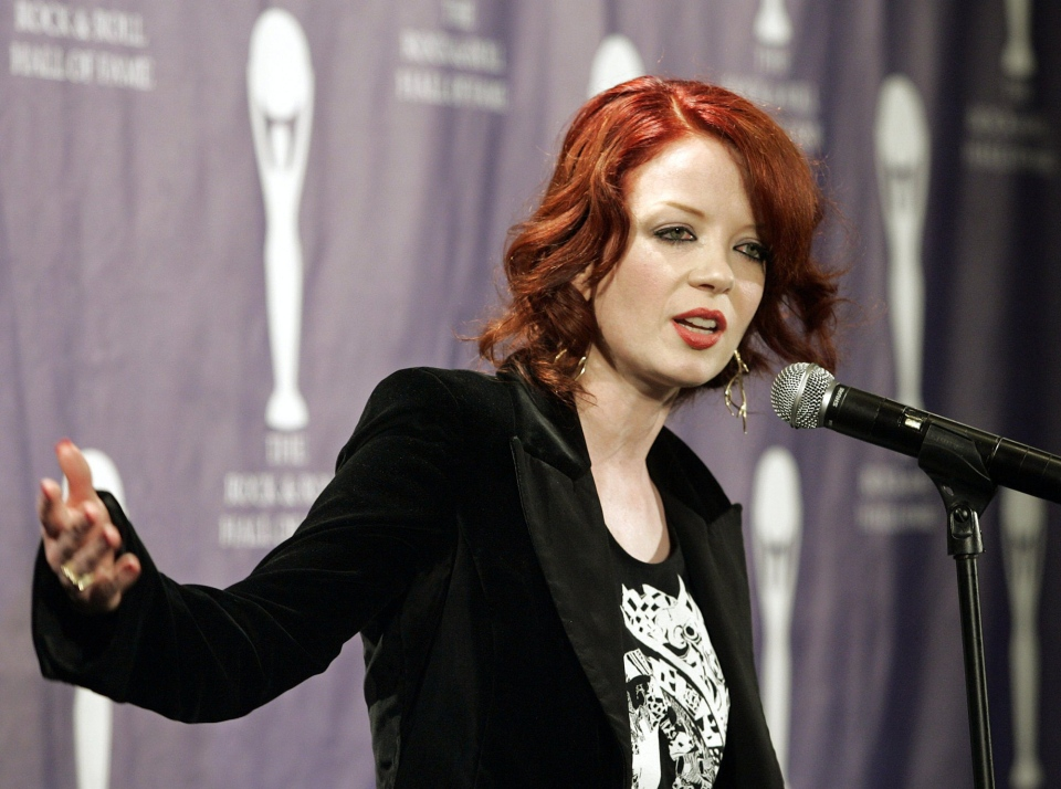 Garbage singer Shirley Manson slams Kanye West for Grammy ...