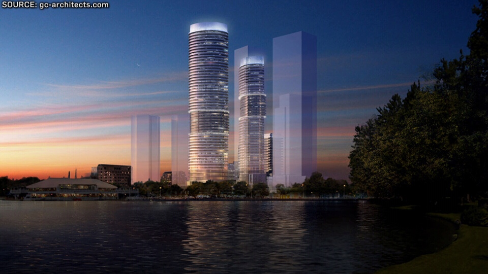 ottawa u0026 39 s tallest building one step closer to reality