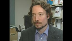 Dr. Chris Mackie, Medical Officer of Health