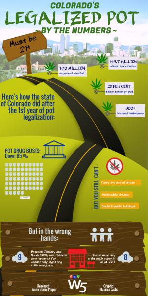 W5 pot infographic