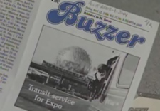 Venerable Vancouver newsletter, The Buzzer, goes Online after 92 years. Oct. 7, 2008.