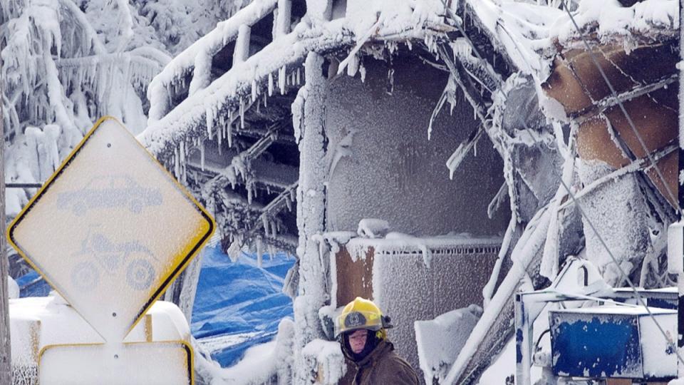 Quebec seniors home catches fire