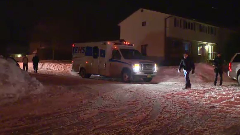 The RCMP are investigating after a man was found dead inside a home in Timberlea, N.S.