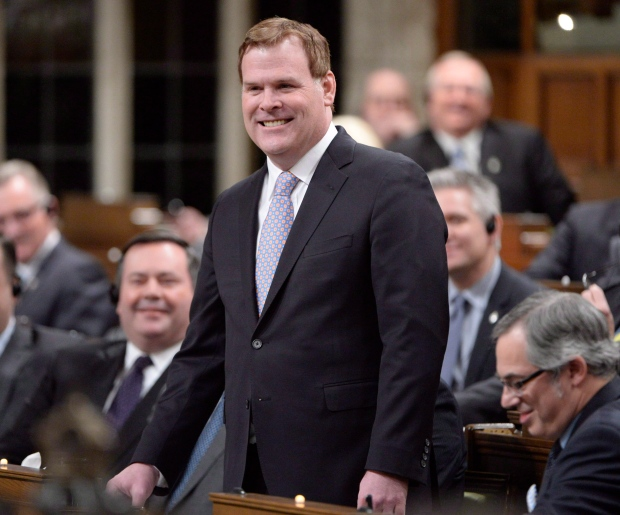 Baird says Canada more respected internationally