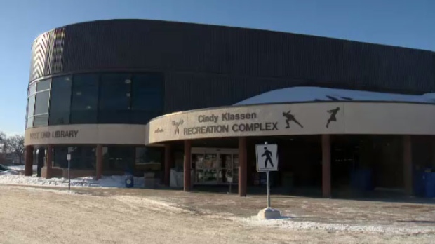 Cindy klassen pool closed after water fouling ctv news - Pan am pool public swimming hours ...