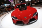 A Toyota FT-1 Concept at the Canadian International Auto Show in Toronto on Thursday, Feb. 13, 2015. (Brent Jamieson / CTVNews.ca)