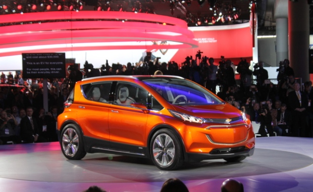 Chevrolet Bolt Ev Concept To Be Put Into Production Ctv News Autos