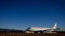 An Air Canada Airbus A320-200