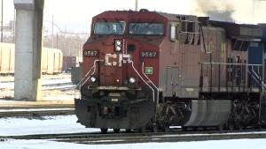 CP Rail strike