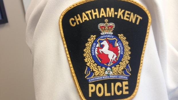 Chatham-Kent police logo