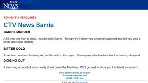 barrie headlines