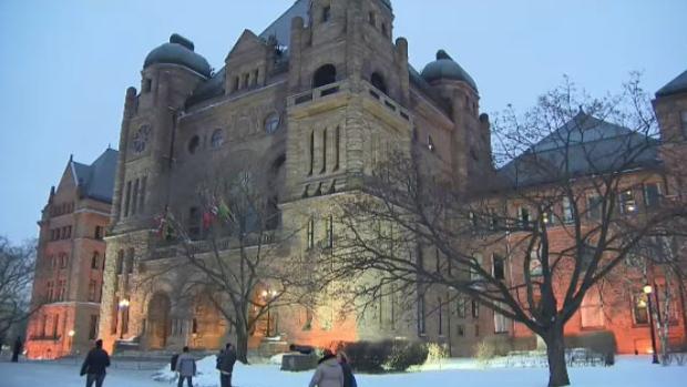 Winter break ends for Ontario legislature as teachers escalate job action