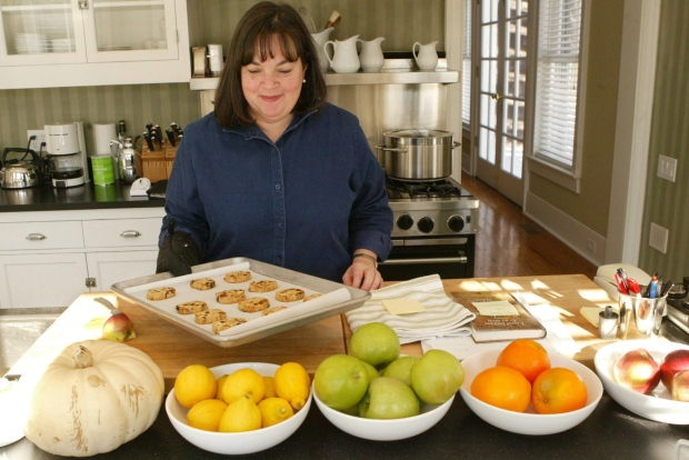 Barefoot contessa files lawsuit against california company over frozen dinners entertainment - Barefoot contessa cooking show ...