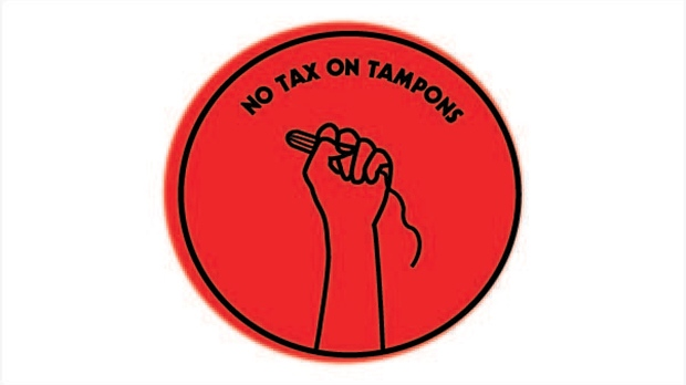 An online petition is urging the government to end taxes on tampons and menstrual pads.