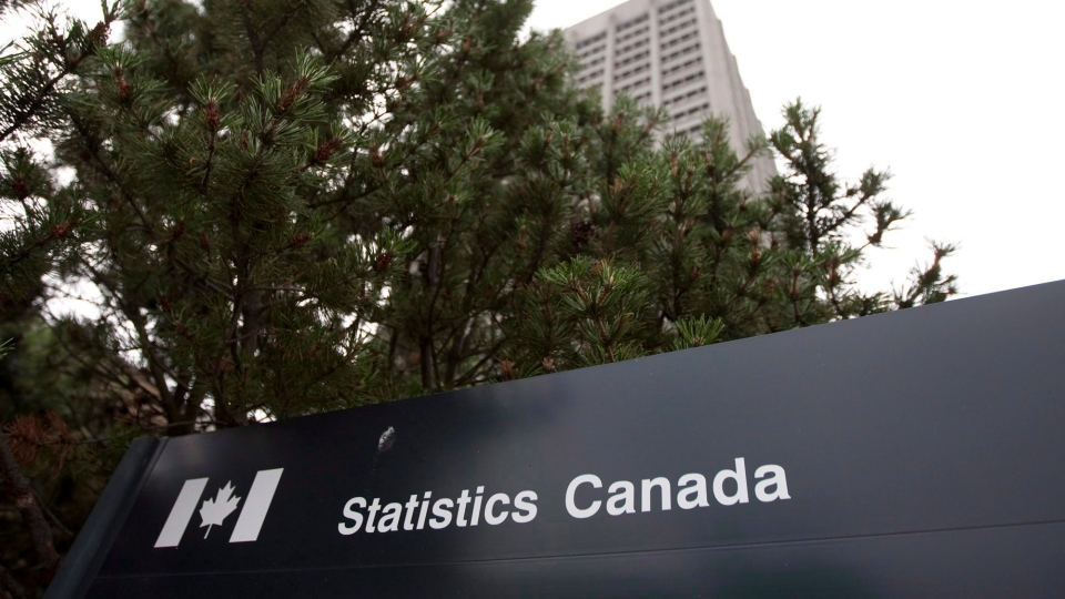 Signage mark the Statistics Canada offices in Ottawa on July 21, 2010. (Sean Kilpatrick / The Canadian Press)