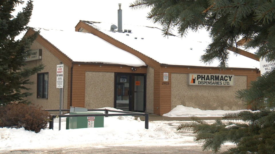An Edmonton-area pharmacy is changing its practices after it's believed a local newborn was given a nearly fatal dose of morphine.