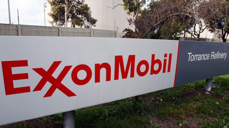 ExxonMobil says it is cutting up to 300 positions from it's Canadian operations by the end of 2021. (File)