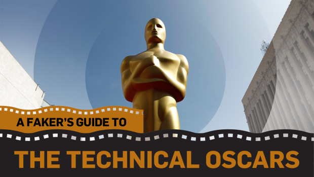 Faker's guide to technical Oscar categories