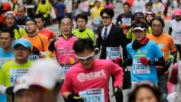 what to wear for tokyo marathon