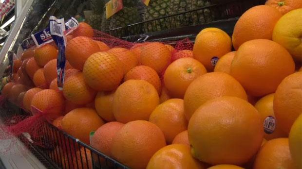Nirghin's orange peel mixture could help farmers across drought-stricken South Africa.