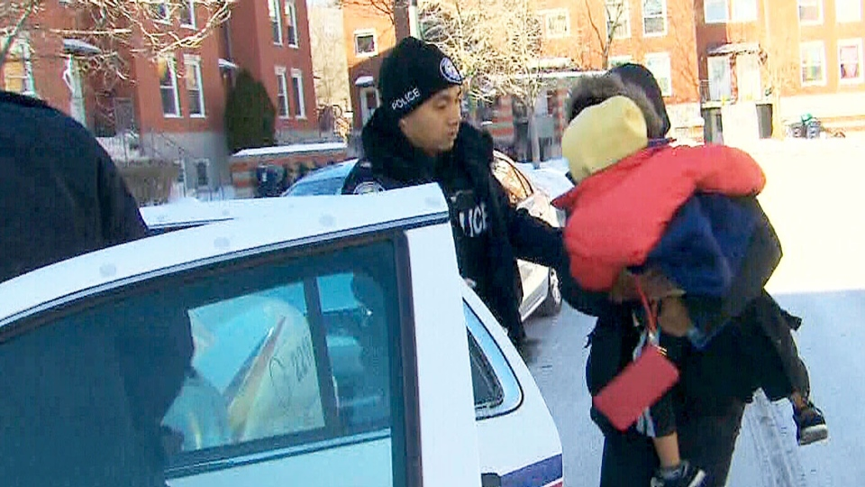Crime In Charlotte   1 Mother of Child Found Wandering