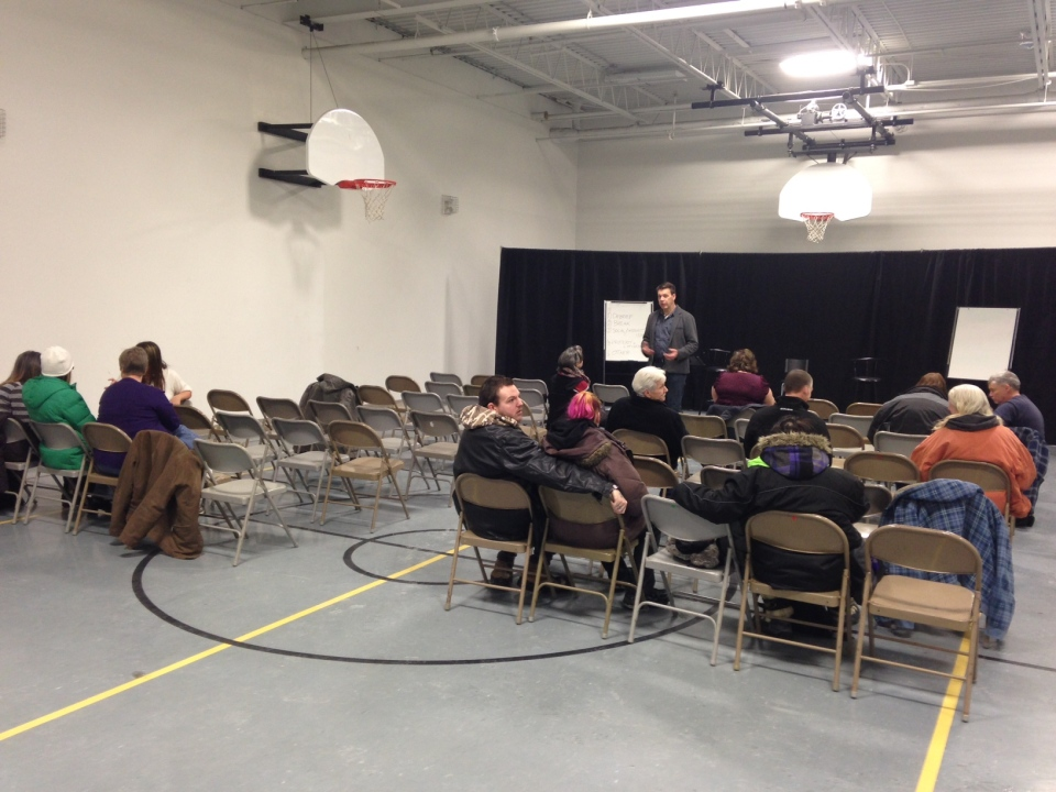 Speed dating barrie