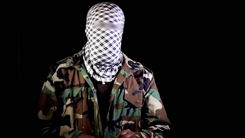 Al-Shabab has released a video making threats against Canada, Britain and the U.S.