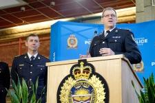 Edmonton Deputy Police Chief Brian Simpson
