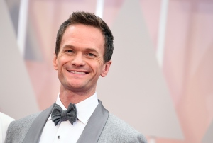 Neil Patrick Harris arrives at the Oscars on Sunday, Feb. 22, 2015, at the Dolby Theatre in Los Angeles. (AP/ Invision / Jordan Strauss)