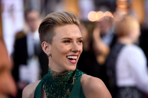 Scarlett Johansson Wants To Get Drunk With Grandma Doppelganger