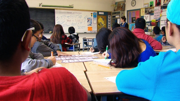 CTV National News: New sex-ed curriculum
