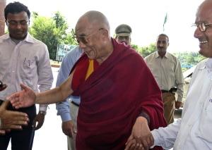 Dalai Lama admitted to New Delhi hospital   CTV News
