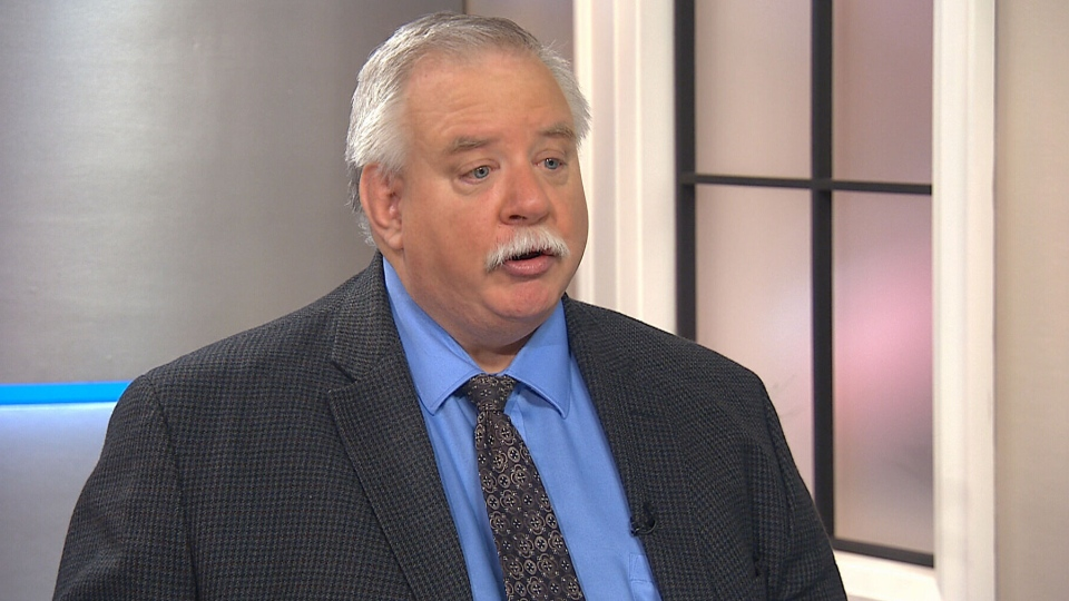 Terror and security expert John Thompson appears on CTV's Canada AM in Toronto, Monday, Feb. 23, 2015.