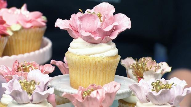 Bobbette And Belle Vanilla Cake Recipe