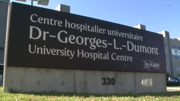 the Dr. Georges-L.-Dumont University Hospital Cent