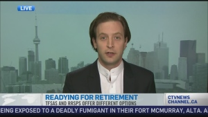 CTV News Channel: TFSA or RRSP?