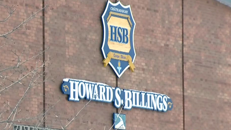 Anglophone students in the Grade 11 alternative class at Howard S. Billings high school in Chateauguay, Que., say they've been using the popular language-learning software Rosetta Stone to learn French.