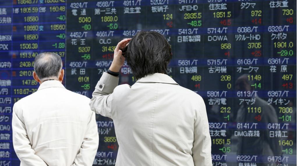 Global stocks mixed as profit-taking dents US optimism gains