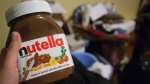 Nutella jar (AP)