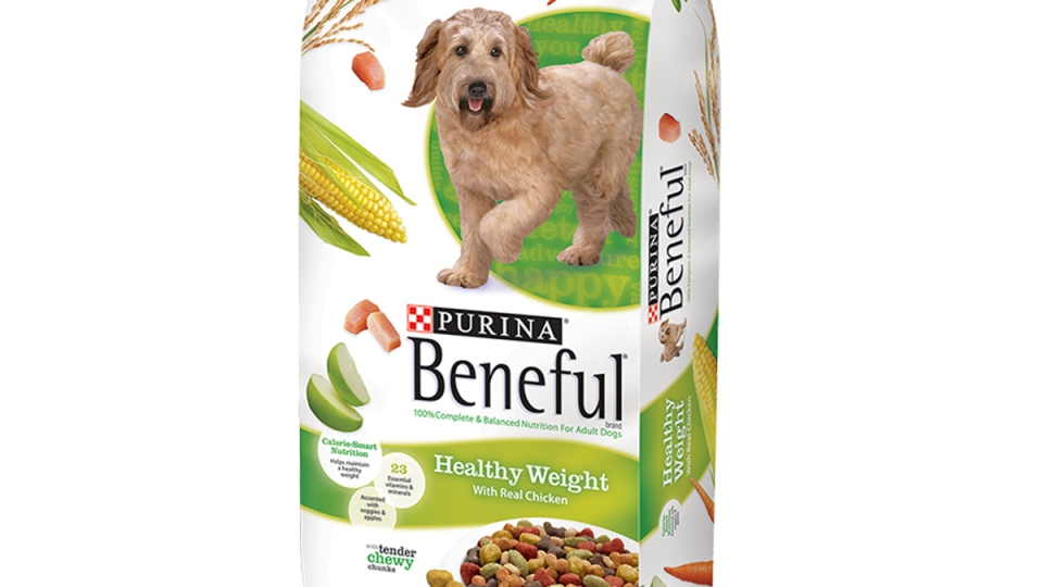 Is Purina Beneful Dog Food Made In China