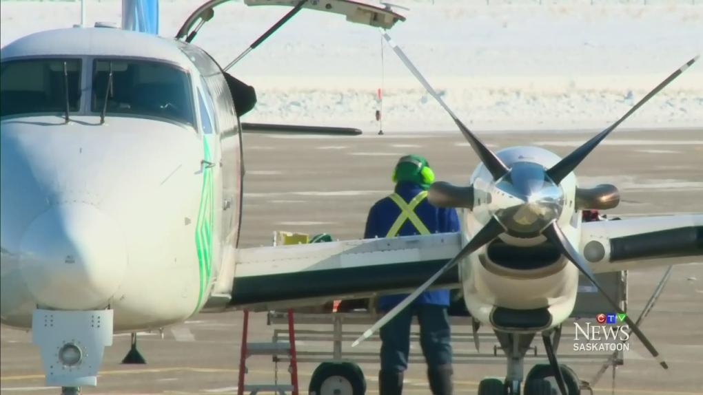 CTV Saskatoon: Transwest unhappy with P.A. airport