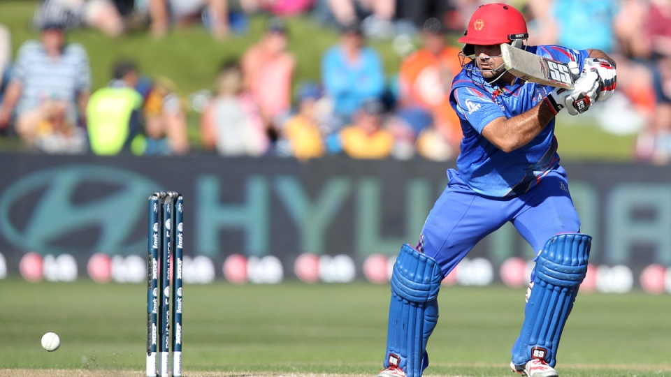 Hope for the future: Shenwari leads Afghanistan to 1st Cricket World