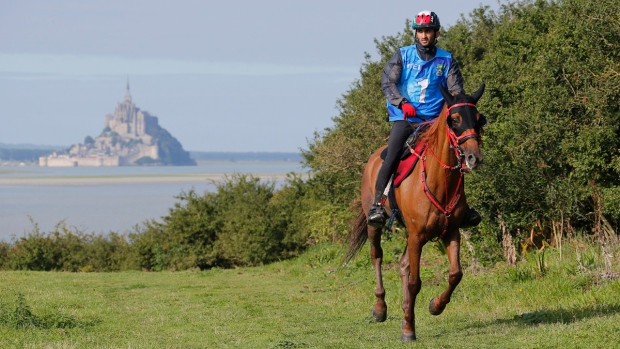 Endurance Race of the FEI World Equestrian Games