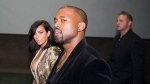 Kim Kardashian and Kanye West attend the 57th Annual Grammy Awards Official After Party in L.A., on Sunday, Feb. 8, 2015. (Colin Young-Wolff/Invision/AP)
