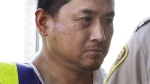 Vince Li appears in a Portage La Prairie, Man. court Tuesday, Aug. 5, 2008. (John Woods / THE CANADIAN PRESS)