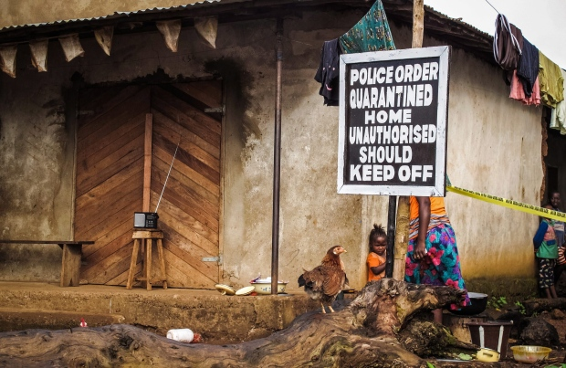 Ebola cases rise again in Sierra Leone