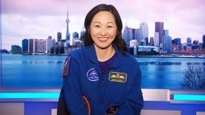 Dr. Julielynn Wong appears on CTV News Channel on Saturday, Feb. 28, 2015.